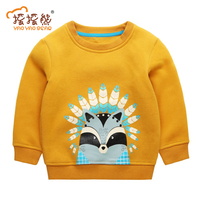 Boys Sweatshirt Hoody moleton infantil Casual Boys Clothes Pullover Boys Tops Clothing Sweater Children Outwear Kids Shirts