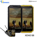 Original S6 Plus Smartphone IP68 A Prueba de agua A Prueba de Polvo a prueba de Choques resistente teléfono MTK6582 Quad Core 5.0 inchGPS walkie-talkie 3G S8