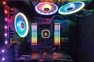 Image 3 - CORSAIR Vengeance RGB PRO RAM 16GB DDR4 16GB 32GB Memory PC4 3000Mhz 3200Mhz 3600Mzh DIMM Memoria Module