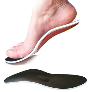Image 4 - 1 Pair Professional Orthotic Arch Support Insole for Foot Pain Relief Heel Spur Plantar Fasciitis Corrector orthopedic Foot Care