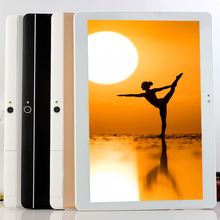 Global shipped 10 inch Android 7.0 Tablet Pc 4GB RAM 64GB ROM Tablet Built-in 3G Phone Call 1280*800 Dual SIM Card Tablets PC