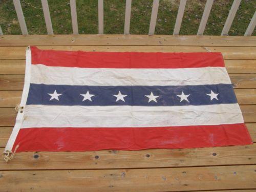 bandera azul blanco rojo y estrella