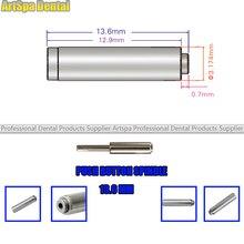 Druckknopf-Achse 5PCS 13.6mm für Wartung zahnmedizinisches Handpiece