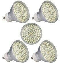 5pcs/Lot GU10 LED Light 5W GU10 LED Bulbs Spotlight High Pow