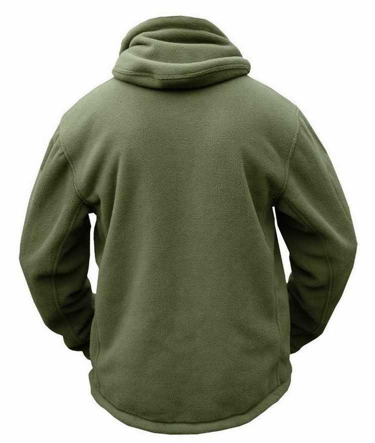 ONS Militaire Fleece Tactische Jas Mannen Thermische Outdoor Polartec Warm Hooded Jas Militar Softshell Wandelen Bovenkleding Leger Jassen