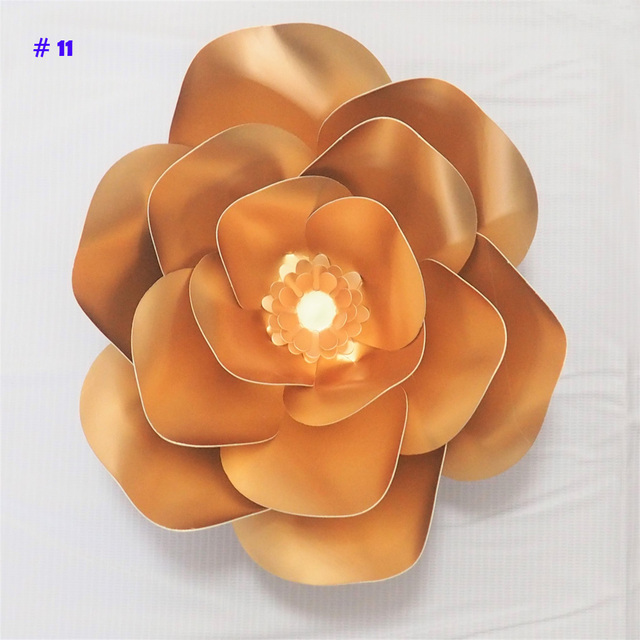 Aliexpress buy giant paper flowers artificial rose diy large giant paper flowers artificial rose diy large paper rose wedding event backdrop baby nursery with mightylinksfo
