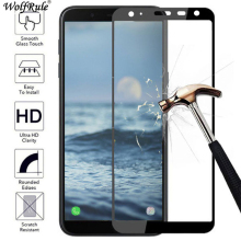 2PCS Full Cover Tempered Glass For LG K40 Glue Screen Protector X4 2019 K12 Plus