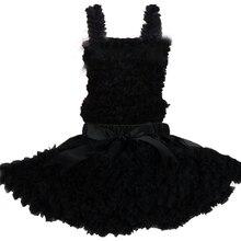 Free shipping Purple tutu pettiskirt set princess dress