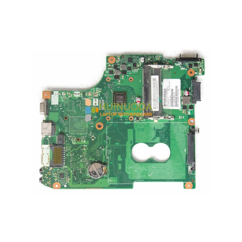 NOKOTION Laptop Motherboard For Toshiba Satellite C600 C640 Main board / System board HM65 GMA HD3000 DDR3 V000238070 Mainboard nokotion for toshiba satellite c850d c855d laptop motherboard hd 7520g ddr3 mainboard 1310a2492002 sps v000275280