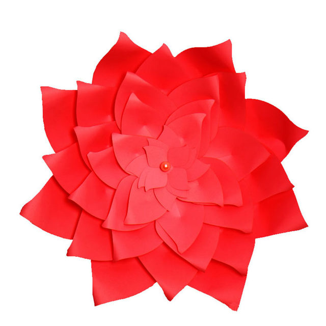 Online shop pf 50cm big paper flower multicolor 3d diy crafts pf 50cm big paper flower multicolor 3d diy crafts decoration props for wedding stage birthday party fan decor supplies pd0271 mightylinksfo