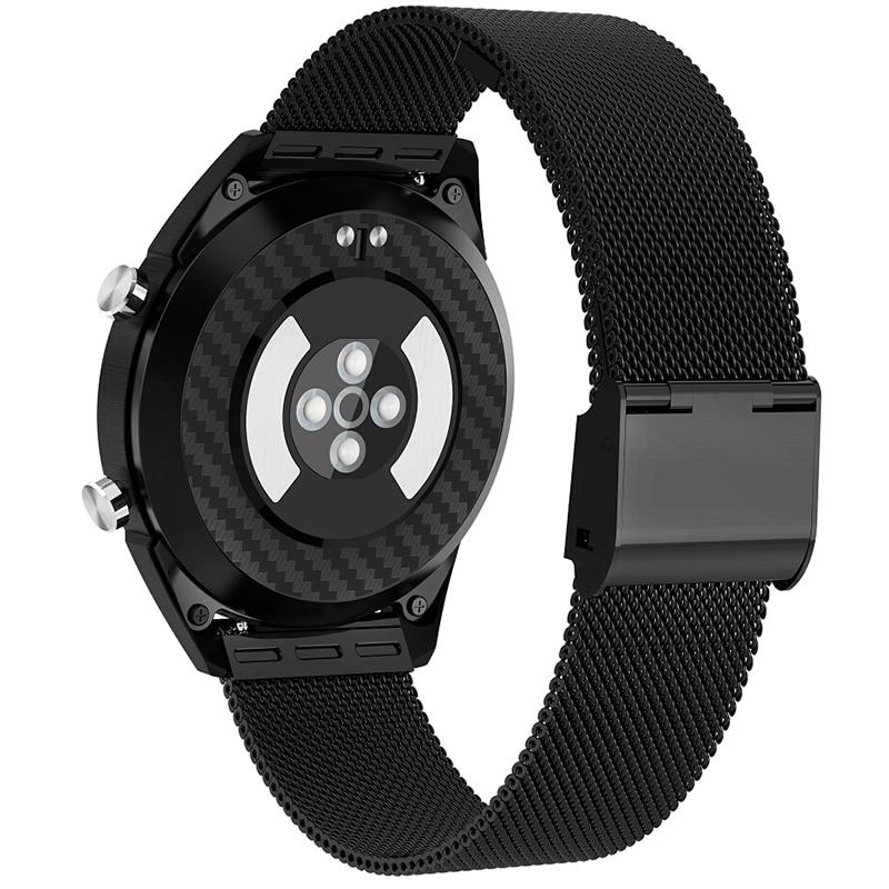 מזגנים DT 28 גברים חכמים שעונים fashion1.54 אינץ מסך מגע Heart Rate Monitor שלב הרוזן בישיבה תזכורת Waterproof ספורט Smartwatch (3)