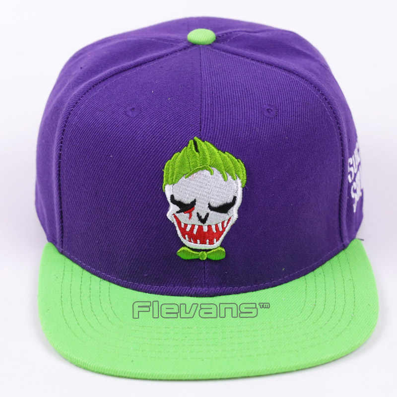 b57561443 Detail Feedback Questions about 2017 New Suicide Squad Baseball Cap ...