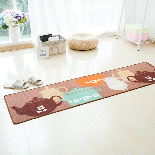 Online Shop TECHOME 10 Colors Soft Rugs Carpet Mats For Living Room ...