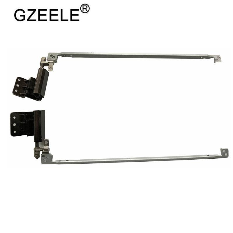 GZEELE NEW For Dell Vostro 3450 V3450 3450D V3450D Series LCD Screen Support Hinges Set L+R FBV02012010 FBV02011010 Left & Right