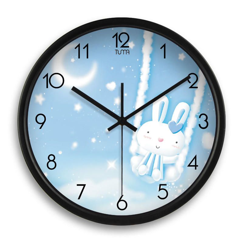 Large Decorative Quartz Wall Watch Clocks Home Decor