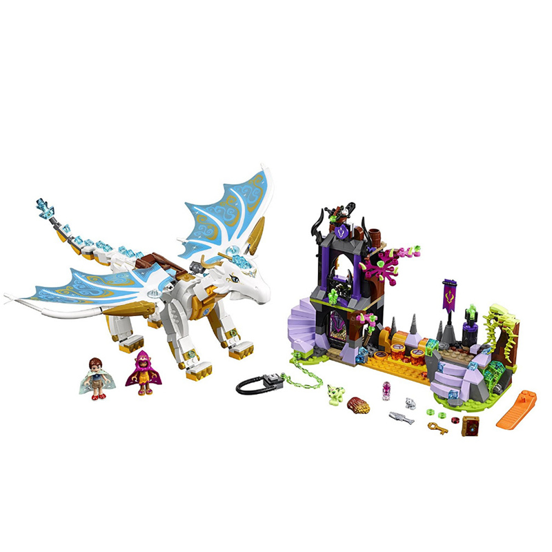 BELA Elves Series Queen Dragon's Rescue Building Blocks Classic For Girls Gifts Kids Model Toys Marvel Compatible Legoings single sale pirate suit batman bruce wayne classic tv batcave super heroes minifigures model building blocks kids toys gifts