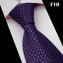 SCST бренд Gravata Пейсли Цветочный Принт фиолетовый шелк шеи галстуки для мужчин галстук мужские s свадебные галстуки тонкий галстук CR033