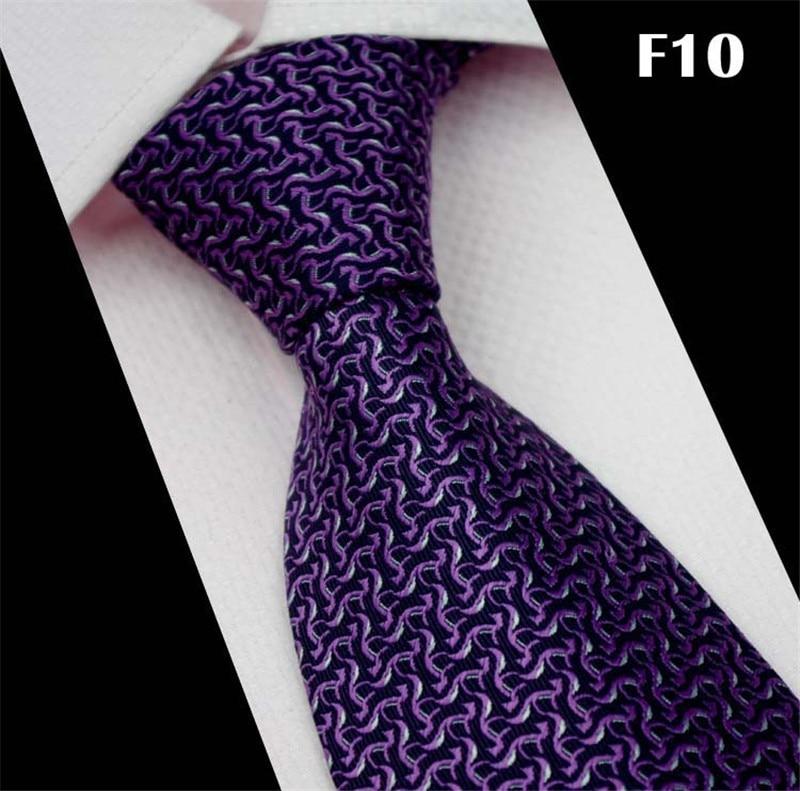 SCST Brand New Gravata Paisley Floral Print Purple Silk Neck Ties For Men Tie Mens Wedding Neckties Slim Necktie Corvatas CR033