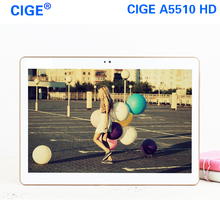 New 2016 CIGE  10inch Quad Core 3G WCDMA Phone call Tablets Android 5.1 2G RAM 32G ROM Bluetooth GPS Dual Sim Card slot computer