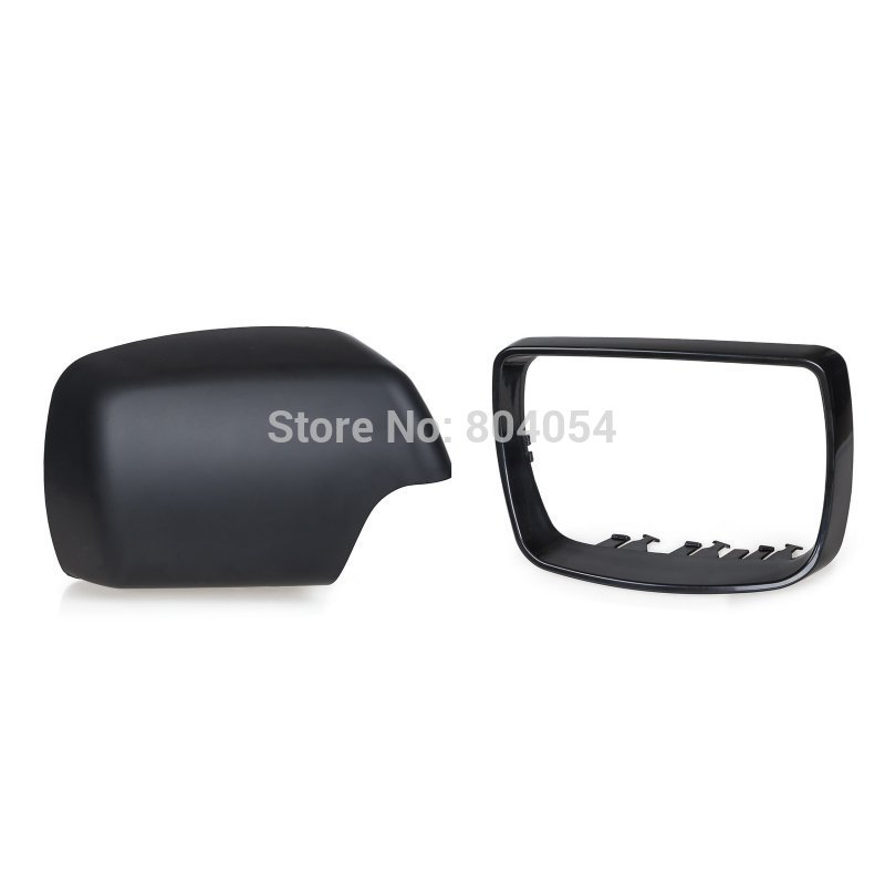 For BMW E53 X5 RIGHT SIDE DOOR MIRROR COVER & TRIM 2000 2001 2002 2003 2004 2005 2006 18pcs canbus error free led foot footwell interior lights package kits for bmw x5 e53 m 2000 2001 2002 2003 2004 2005 2006