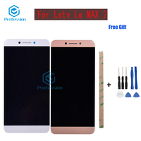 5 7inch For Original For Letv LeEco Le Max2 X820 X823 X829 X821 LCD Display Touch