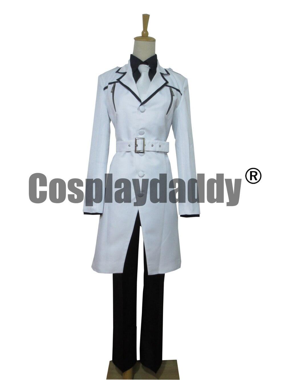 Anime Tokyo Ghoul Sasaki Haise Cosplay Costume sur mesure