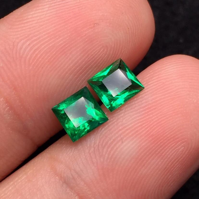 1.10ct Gemstone Jewelry Faceted Vivid Muzo Green Natural Emerald Gemstones Loose Gemstones Loose Stone Gems1.10ct Gemstone Jewelry Faceted Vivid Muzo Green Natural Emerald Gemstones Loose Gemstones Loose Stone Gems