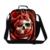 Cráneo almuerzo Cooler bolsas para los niños de la escuela aislantes para alimentos para niños adultos caja de almuerzo Conatainer almuerzo para adolescente niñas