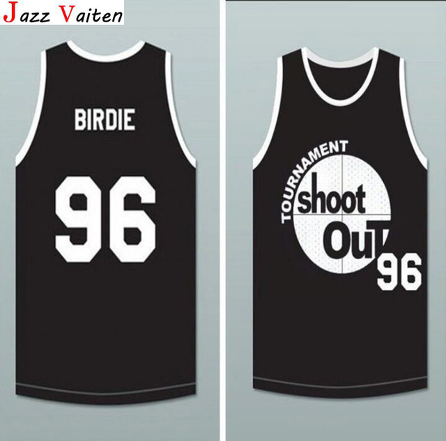 33675b10156 Jazz Vaiten DROP Shipping  96 Tupac Shakur Birdie Tournament Shoot Out  Birdmen 23  Motaw Basketball Jersey Mens Top Quality