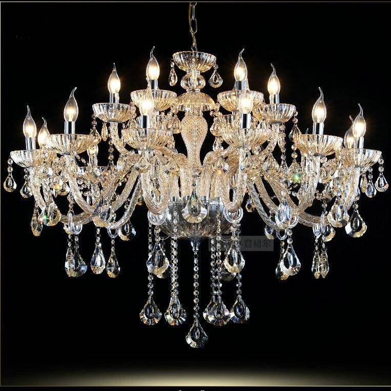 6 8 15 světel moderní křišťálový lustr stropní lustres de cristal lustres de teto lamparas colgantes doprava zdarma