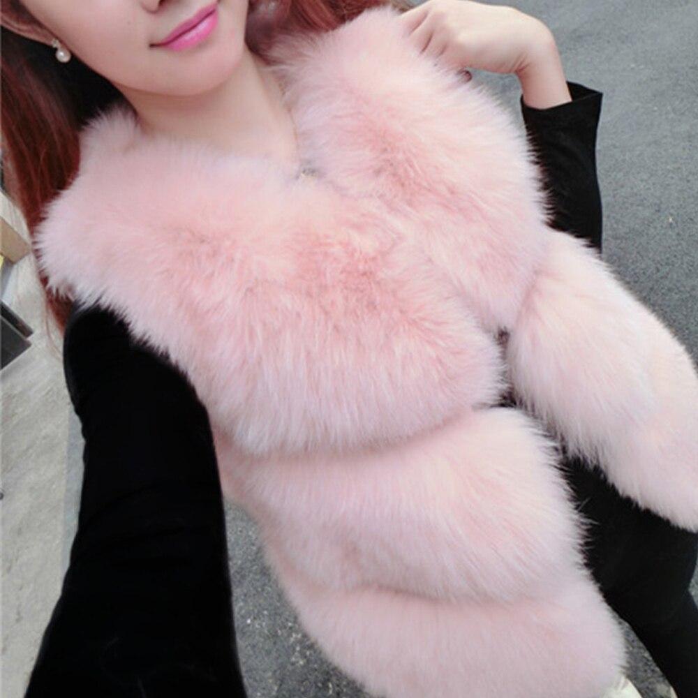 Gilet Fourrure gris Lapin De rose Manteau Noir 2019 Cheveux Vison Mode Missord Renard Rex Ft8723 Court Paragraphe Chandail Manches Sans yN0O8nmwv
