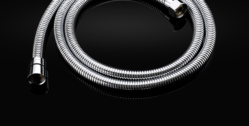 Plumbing Hoses Stainless Steel Shower Hose 1.5m Plumbing Hose Bath Products Bathroom Accessories SUS304 Shower TubingHoses (2)