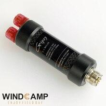 Novo 1 pc gipsy 1:1 3 30 mhz relação 100 w balun para hf amador rádio dipole antena shpping livre