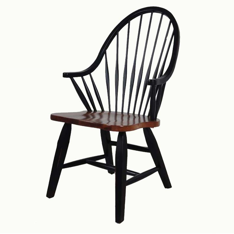 Solid Oak Windsor Chairs ~ Popular vintage wood chairs buy cheap