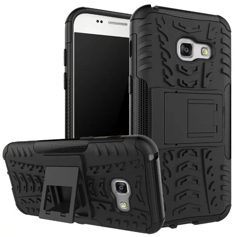 AiSMei 4.7 Coque For Samsung Galaxy A3 2017 Case A320 A320F SM-A320F Fundas Silicone TPU Filp Back Cover for Samsung A3 2017