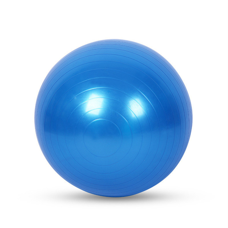 Anti-slip Exercise Balls with Pump Suitable for Yoga/Gym/Workout/Pilates 13