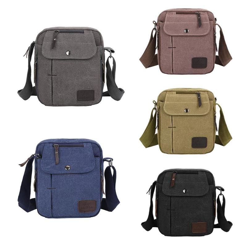 1ec88a1c4a8a 2019 Hotsale men s travel bags cool Canvas bag fashion men messenger bags  shoulder high quality brand bolsa masculina