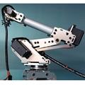 6 DOF CNC aluminum robotic arm frame ABB industrial robot model 6-asix robot arm MG996R MG90S