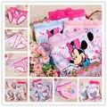 2016 venda Calcinha Infantil crianças de algodão Undwear menina cueca calcinhas frete grátis para crianças de 6 pçs/lote