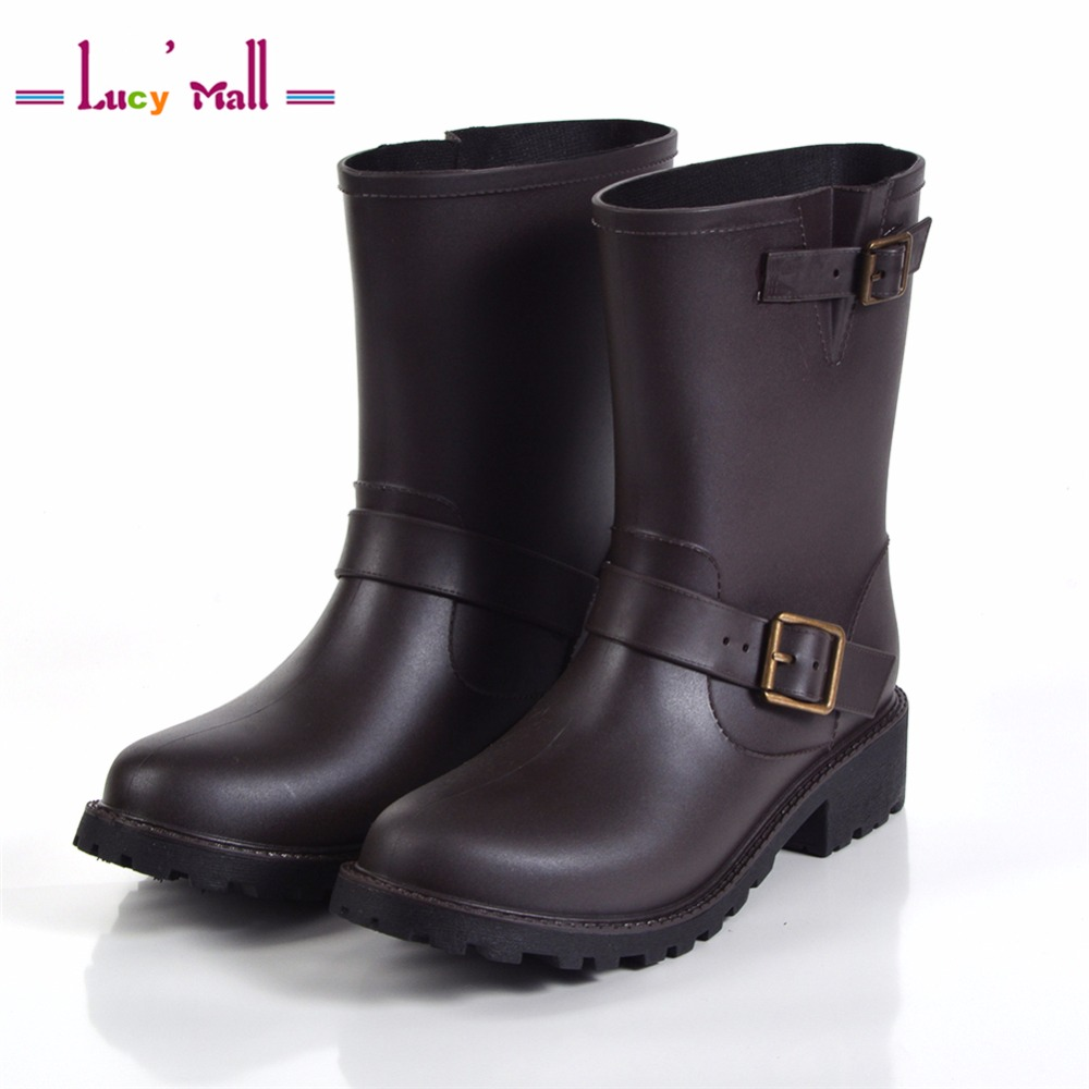 Rain Boots Stylish Promotion-Shop for Promotional Rain Boots ...