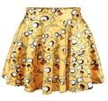 2014 summer women pleated skirts Strawberry Princess SKIRT Saia XS-S M L XL2017 B123