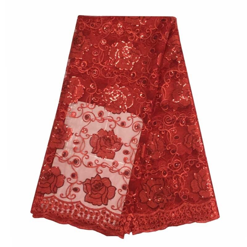 Новые африканские разных цветов кружевной ткани высокого качества французский тюль кружевной ткани Новое поступление кружевная ткань с бл...