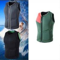 Impact Life Vest Jacket for Watesport Kitesurfing Kiteboarding Surfing Windsurfing Wakeboarding men