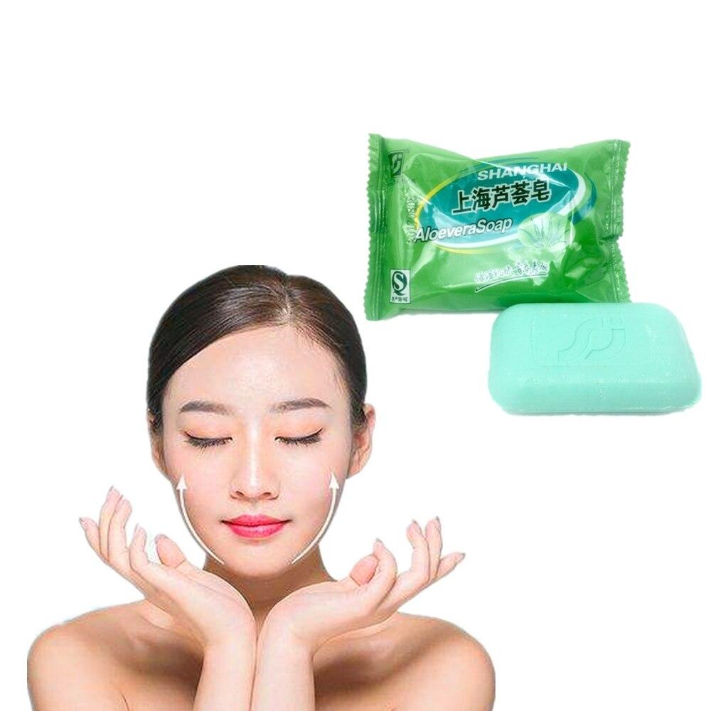 Foot Odour Bath Soap Skin Conditions Acne Psoriasis Seborrhea Eczema Anti Fungus Feet Care Foot Massage ALOEVERA Soap