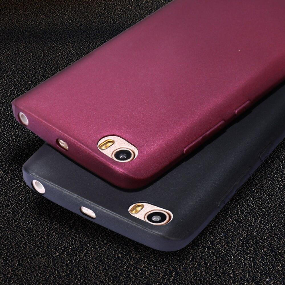 X-level Original Soft TPU Phone Case for Xiaomi MI 5 5S 5S Plus Ultra-slim Protective Cover Case for Xiaomi MI5 5S 5SPlus