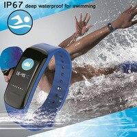 BANGWEI New Smart Sport Watch Fitness Tracker Heart Rate Blood Pressure Pulse Meter SIM Call Reminder Waterproof Smart Watch Men