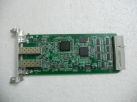Original OI2 optical fiber communication equipment card SS49OI2D02 S1.1 industrial motherboard