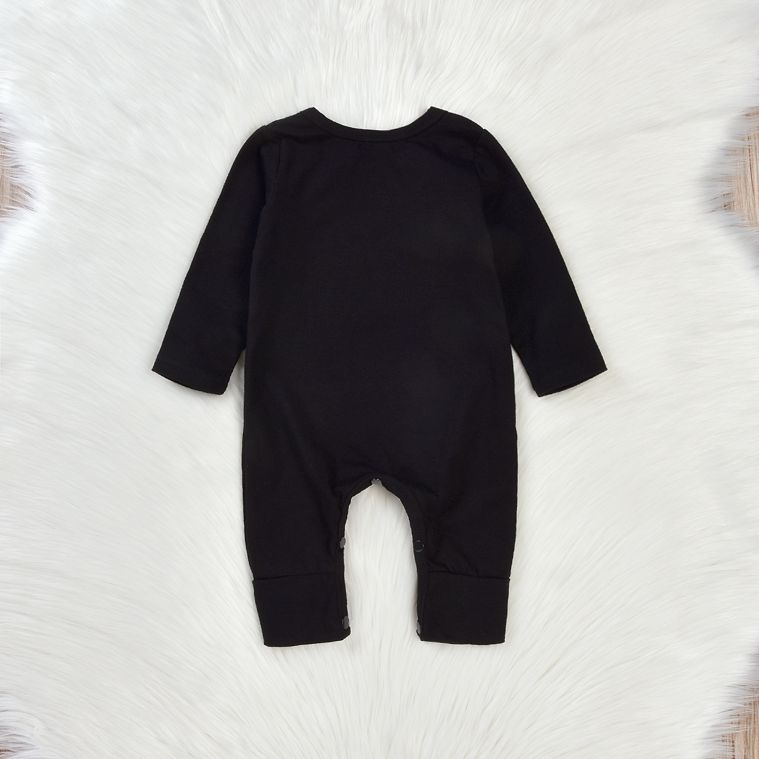 17 Cute Baby Boy Girls Halloween Romper Cotton Jumpsuit Playsuit Fall Winter Clothes Outfit 0-18M 6