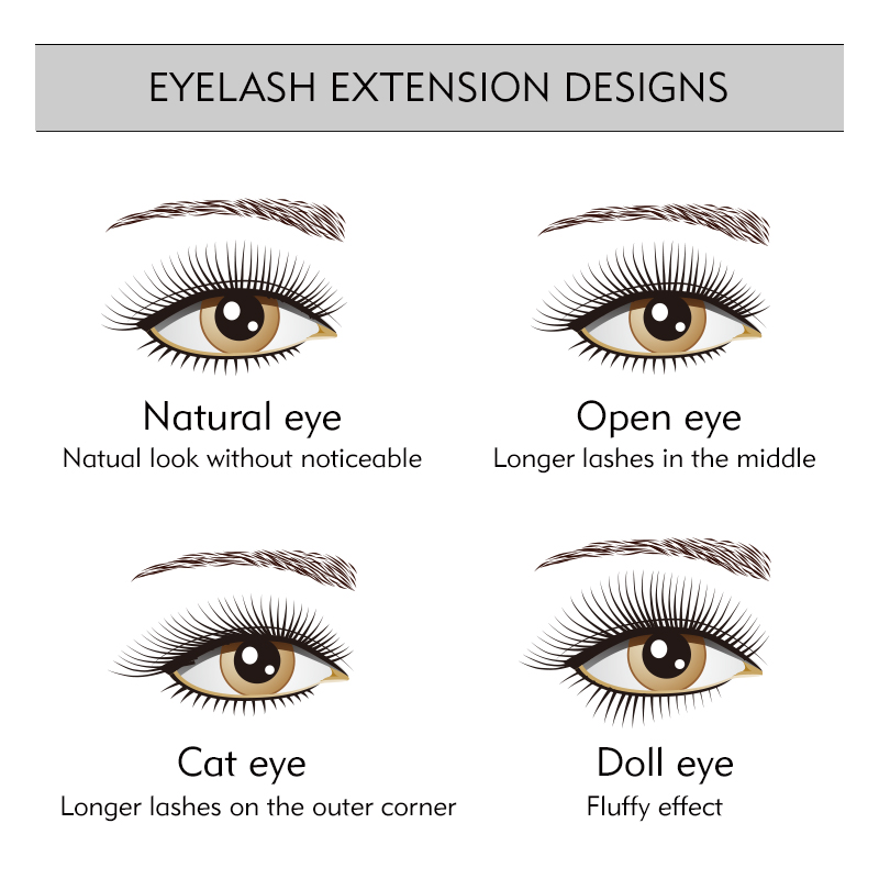 15841e85c4b Genielash individual mink eyelashes russian volume eyelash extensions  supplies mega volume lashes individual lash extension