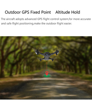 GPS RC Drone with 1080P Camera - SG900 SG900S 2